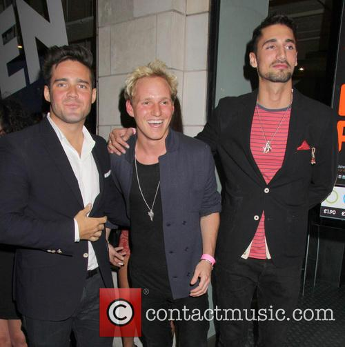Jamie Laing, Spencer Matthews and Hugo Taylor 6
