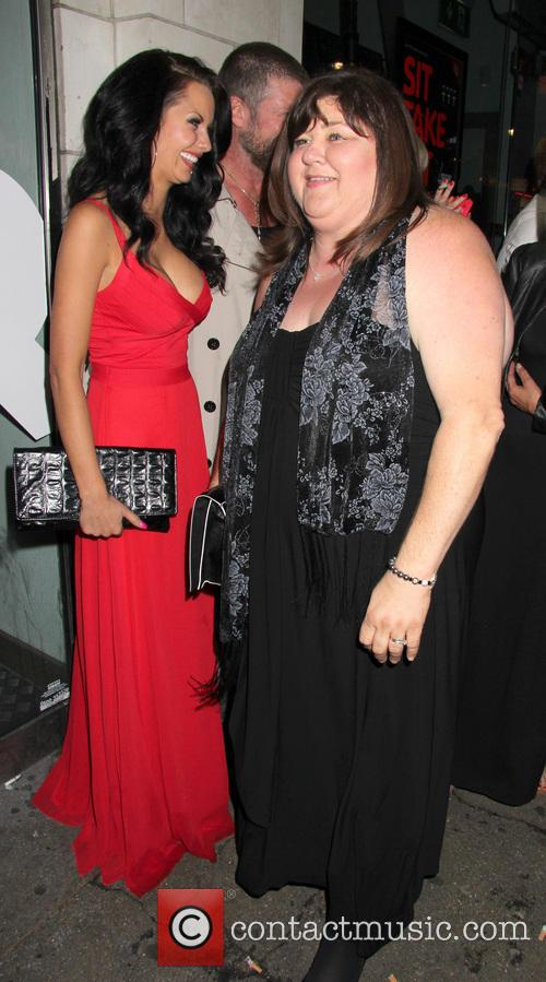 Jessica-jane Clement and Cheryl Fergison 8