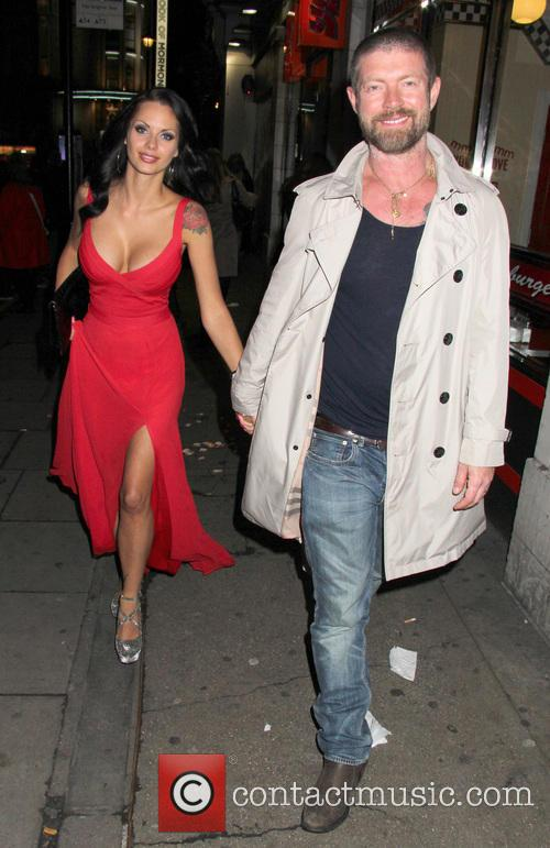 Jessica-jane Clement and Lee Stafford 2