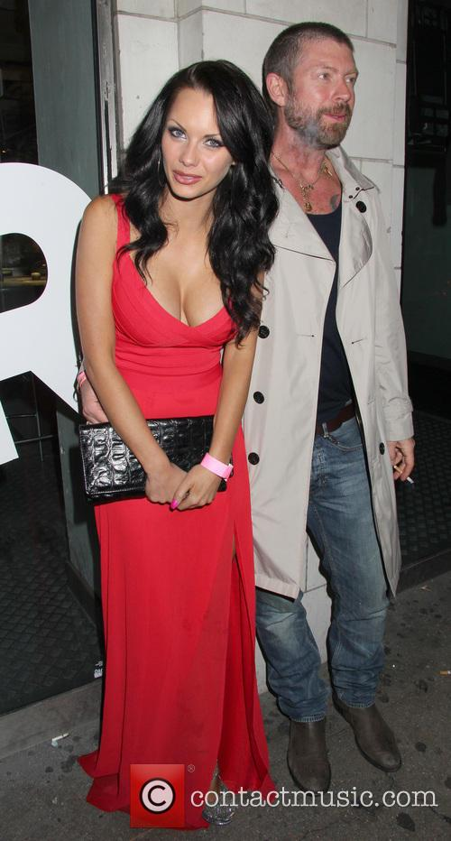 Jessica-jane Clement and Lee Stafford 7