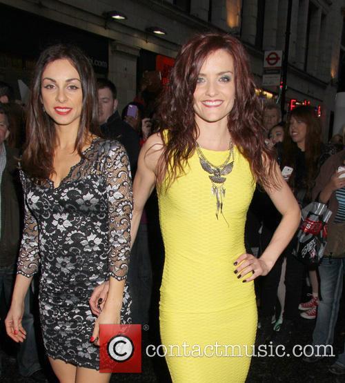 Lindsay Armaou and Edele Lynch 4