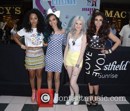 Leigh-anne Pinnock, Jade Thirlwall, Perrie Edwards and Jesy Nelson 3