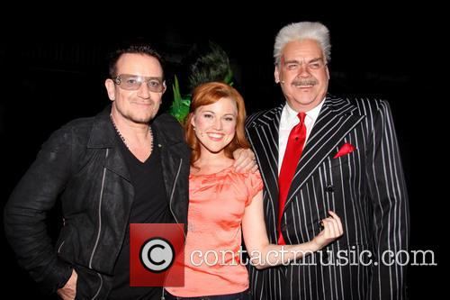 Bono, Rebecca Faulkenberry and Michael Mulheren 4