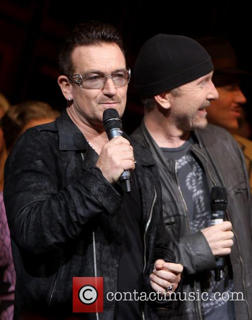 Bono and The Edge 11