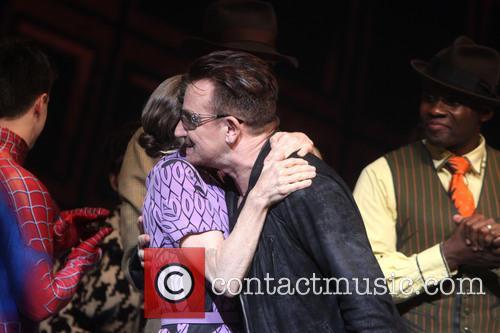 Isabel Keating and Bono 3