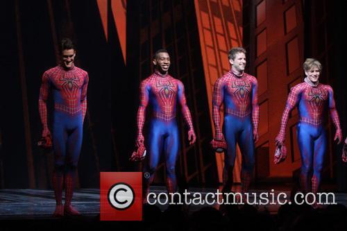 Spider-man and Spider-men 5