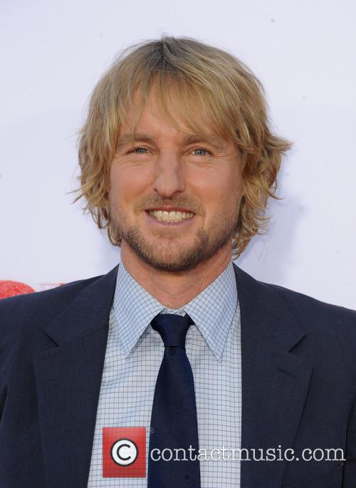 Owen Wilson, The Internship LA Premiere