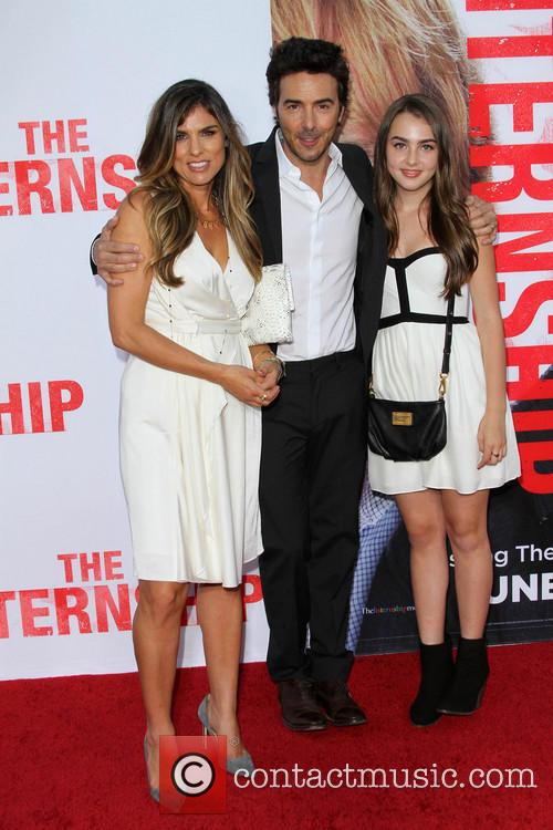Shawn Levy and Family 1