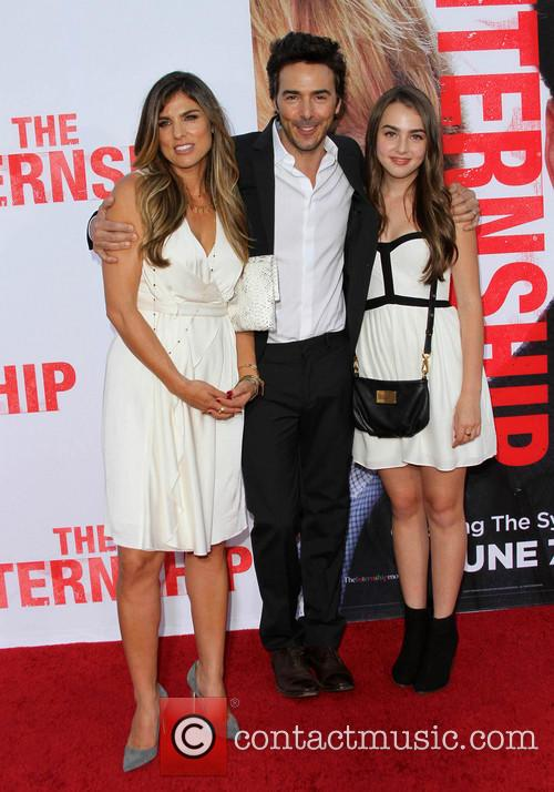 Shawn Levy and Family 2