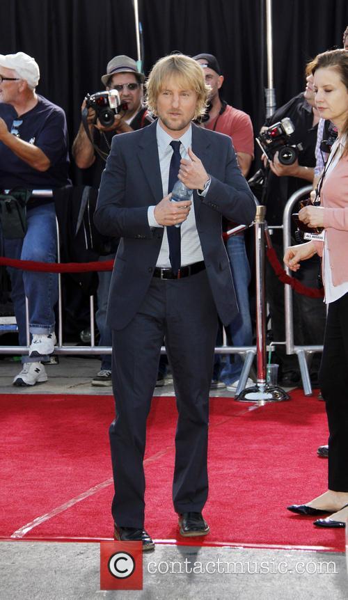 Owen Wilson Internship Premiere
