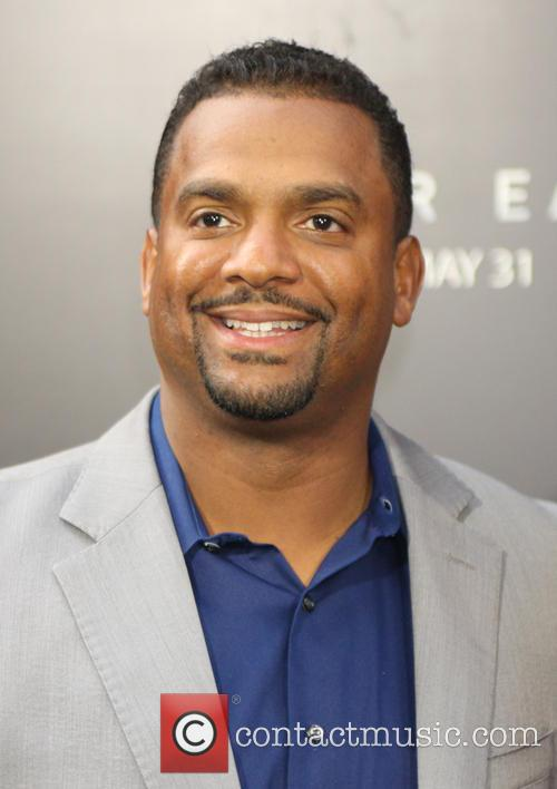 Alfonso Ribeiro, After Earth Premiere