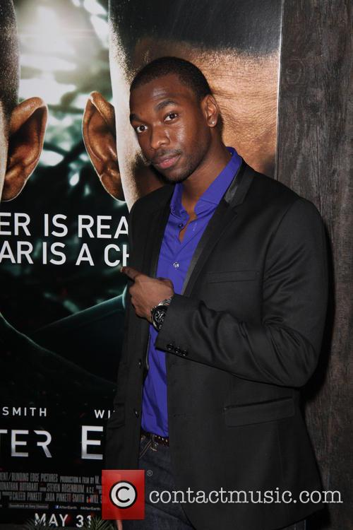 EARTH, Jay Pharoah, Ziegfeld Theatre