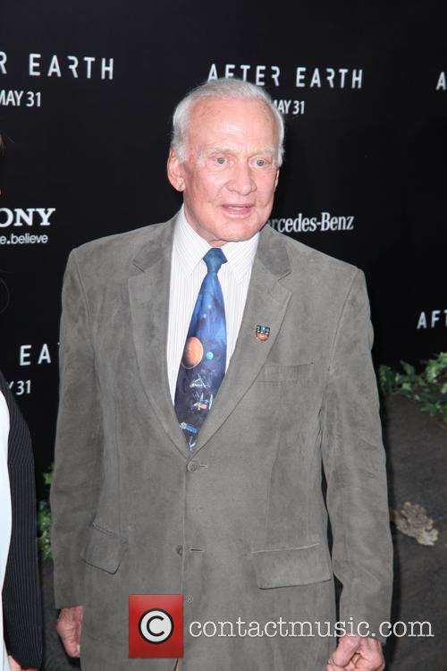buzz aldrin new york premiere of after 3693428