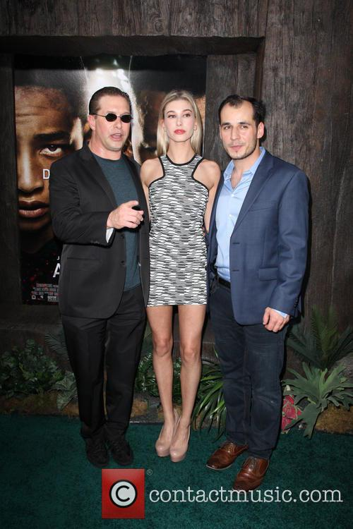 Stephen Baldwin, Hailey Baldwin and Guest 5