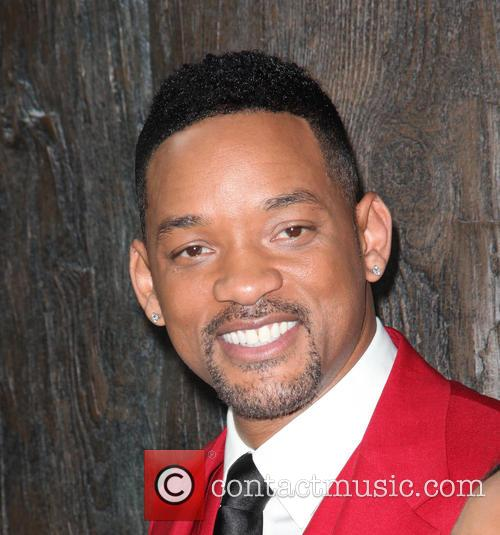 Will Smith Attends New York Premiere Of After Earth