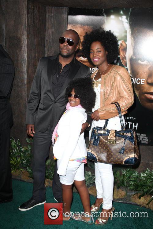 Wyclef Jean and Family 8