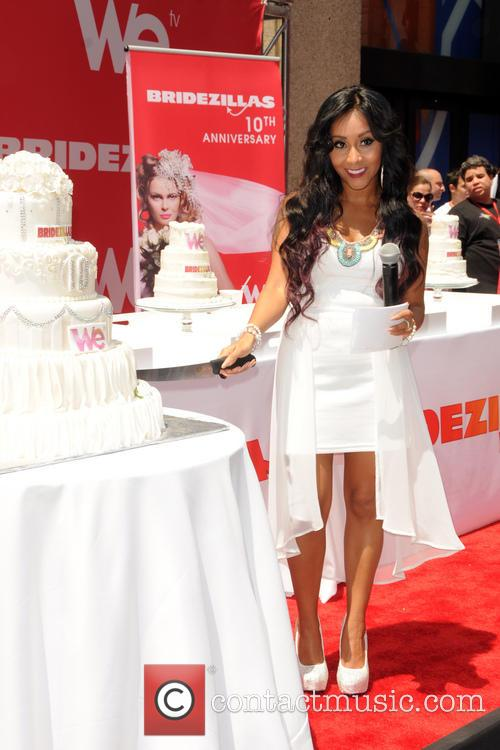 nicole 'snooki' polizzi bridezillas cake eating competition 3694489
