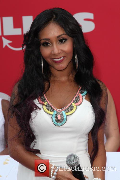 Snooki, Plaza Outside MSG, Madison Square Garden