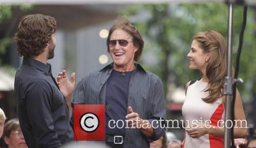 Bruce Jenner, Brody Jenner and Maria Menounos 8