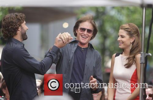 Bruce Jenner, Brody Jenner and Maria Menounos 9