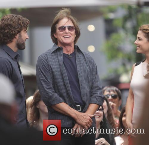 Bruce Jenner, Brody Jenner and Maria Menounos 10
