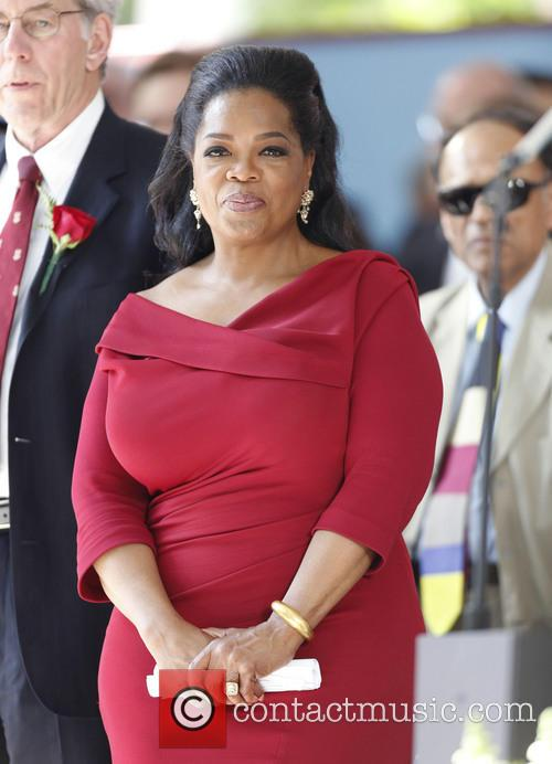 Oprah Winfrey commencement speech at Harvard