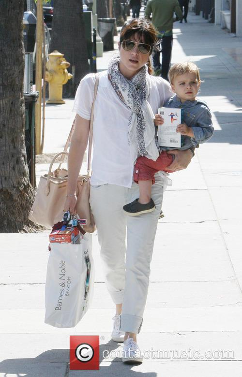 Selma Blair and Arthur Saint Bleick 5