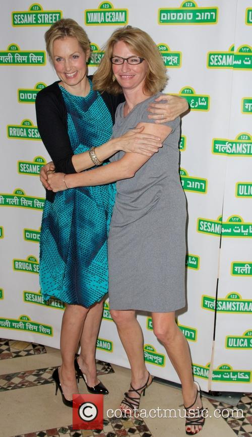 Ali Wentworth and Ann Lembeck 6