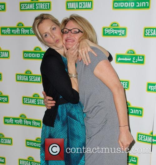 Ali Wentworth and Ann Lembeck 7