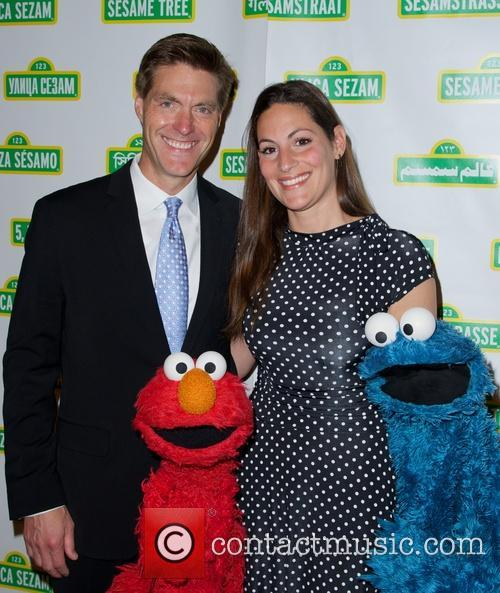 Sesame Street and Guest 3