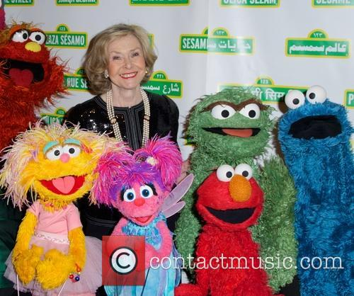 Sesame Street and Joan Ganz Cooney 6