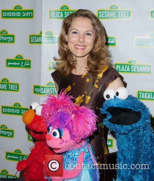 Sesame Street and Sarah Zeid 2