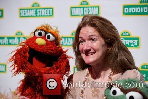 Sesame Street and Cheryl Henson 1