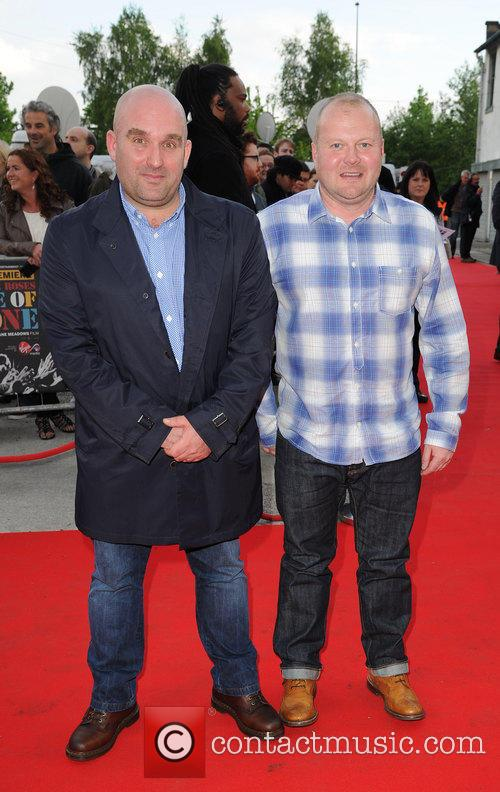 Shane Meadows and Mick Herbert 2