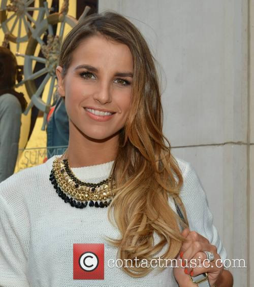 Vogue Williams and Tommy Hilfiger 3