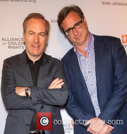 Bob Odenkirk and Bob Saget 3