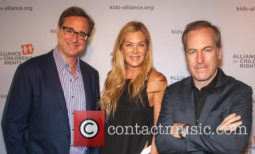Bob Saget, Kimberly Marciano-strauss and Bob Odenkirk 5