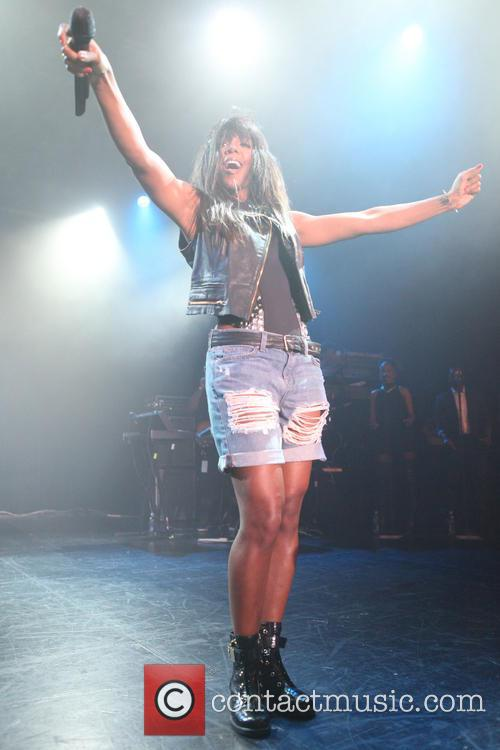 kelly Rowland, Best Buy Theater