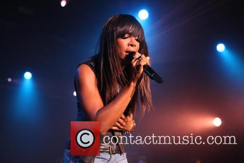 Kelly Rowland Best Buy Theatre