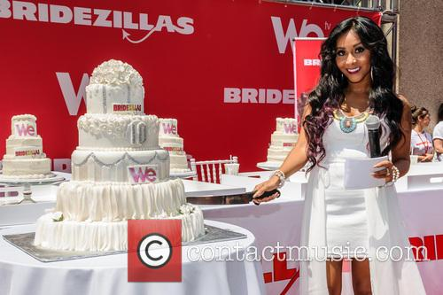 Bridezillas Cake Eating Competition