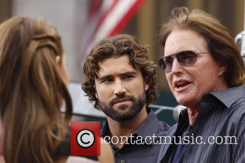 brody jenner bruce jenner extra at the grove 3695037