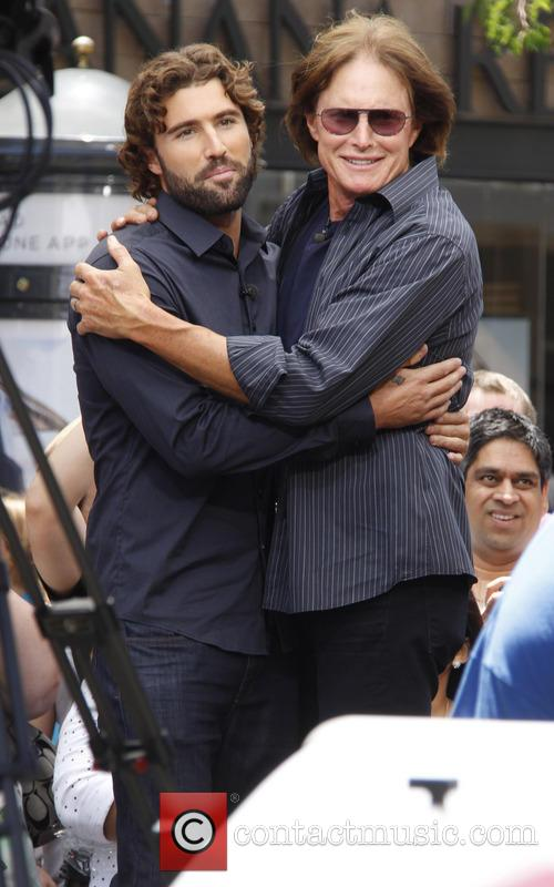 Brody Jenner and Bruce Jenner 5