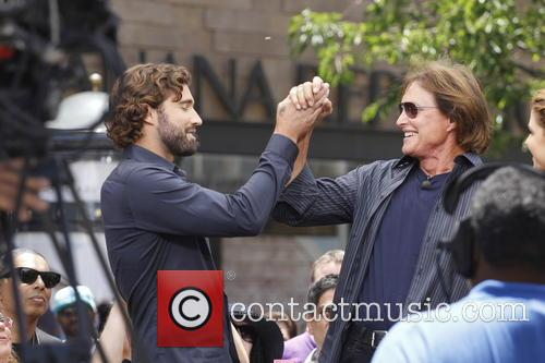 Brody Jenner and Bruce Jenner 6