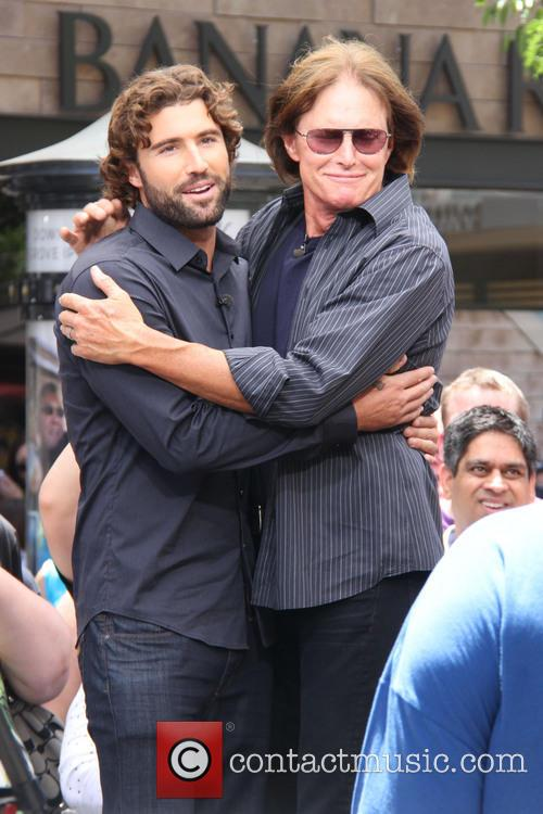 Bruce Jenner and Brody Jenner 7