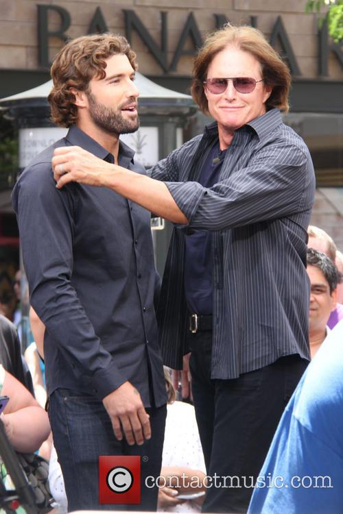 Bruce Jenner and Brody Jenner 10