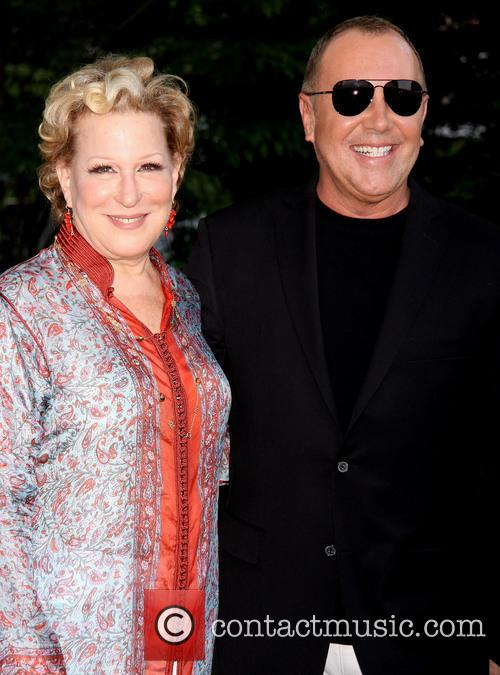 Bette Midler and Michael Kors 5