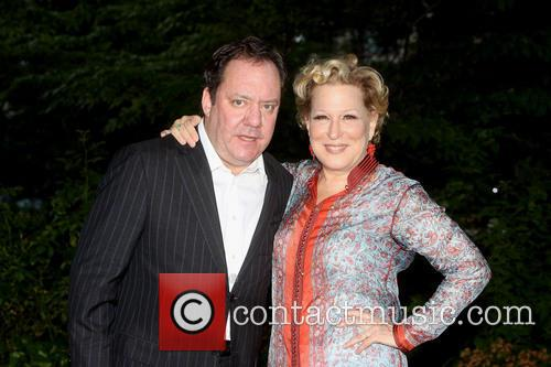 Jimmy Nederlander and Bette Midler 3