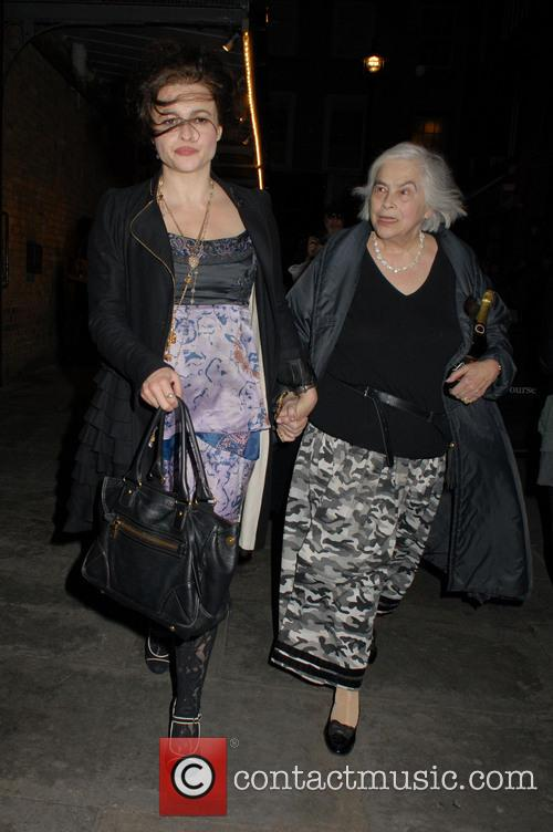 Helena Bonham Carter and Elena Bonham Carter 2