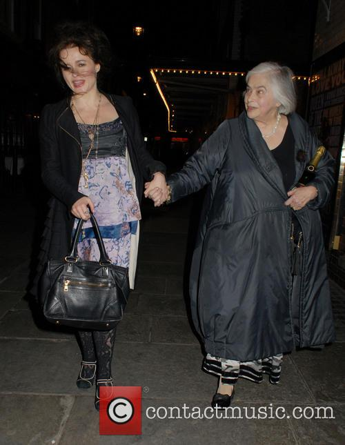 Helena Bonham Carter and Elena Bonham Carter 3