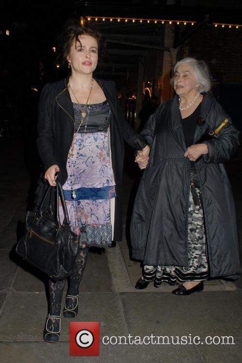 Helena Bonham Carter and Elena Bonham Carter 5